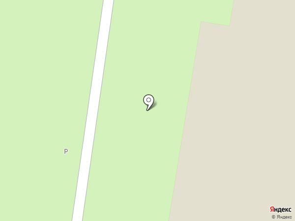 Лазурный на карте Шелехова