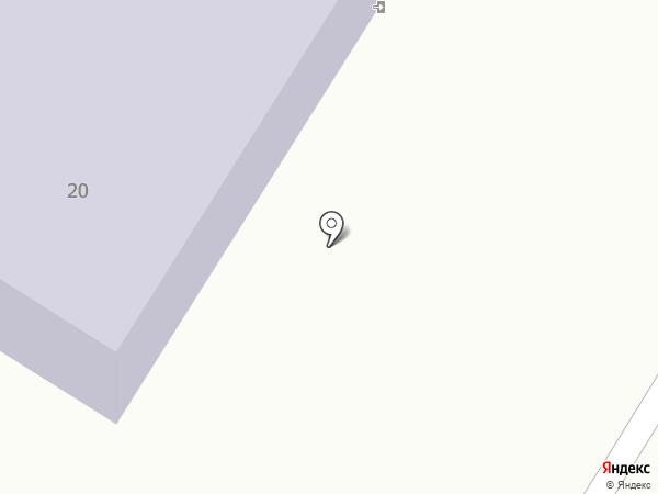 Чебурашка на карте Большого Луга
