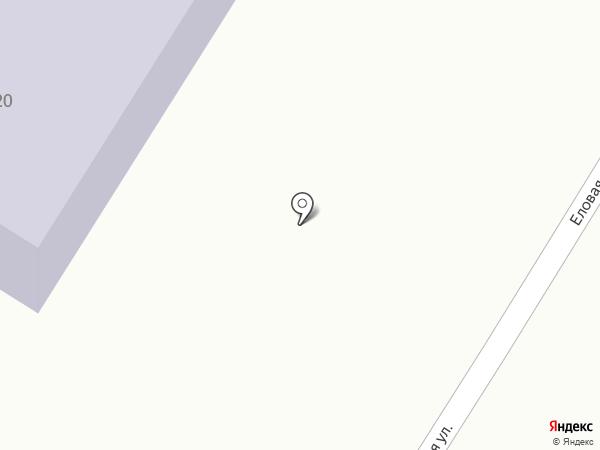 Начальная школа-детский сад на карте Большого Луга