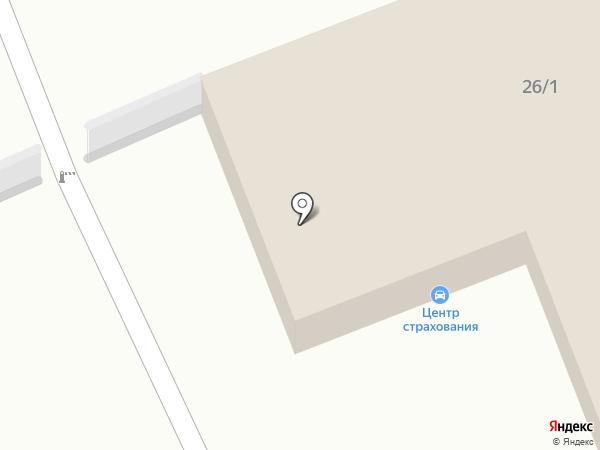 Автория-Н на карте Шелехова