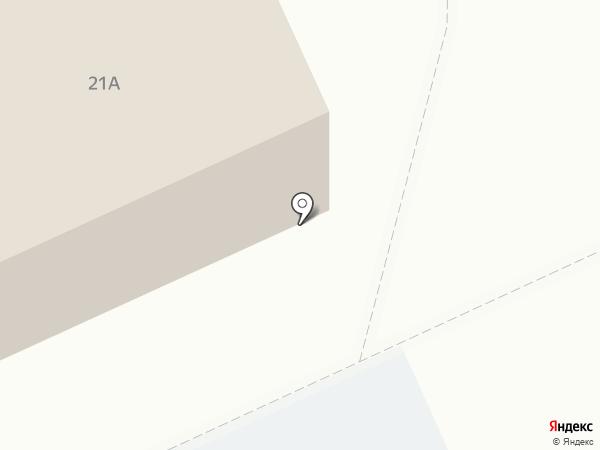 Спутник на карте Шелехова