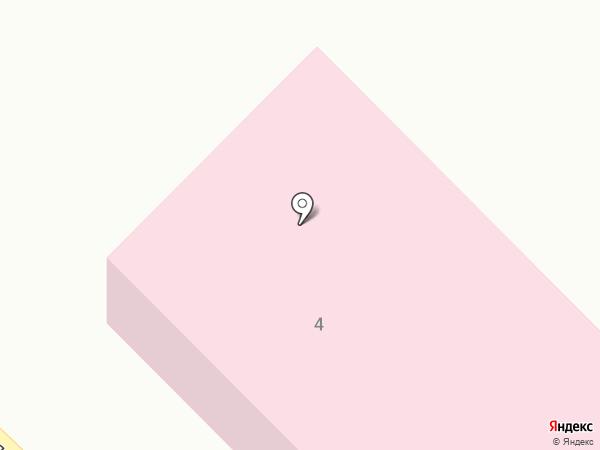 Врачебная амбулатория на карте Большого Луга