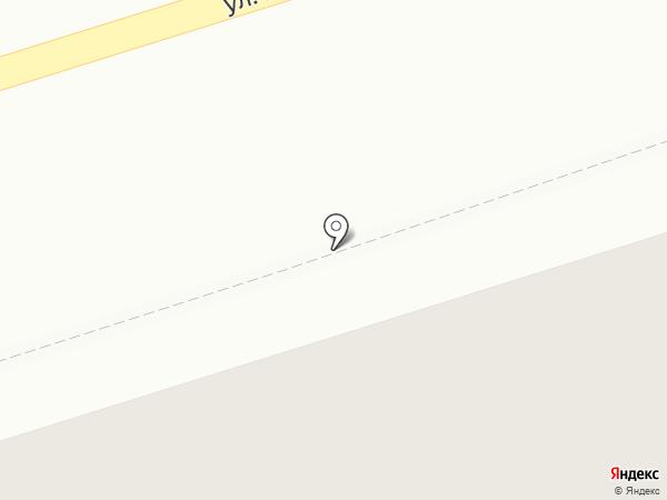 Продуктовый киоск на ул. 6-й квартал на карте Шелехова