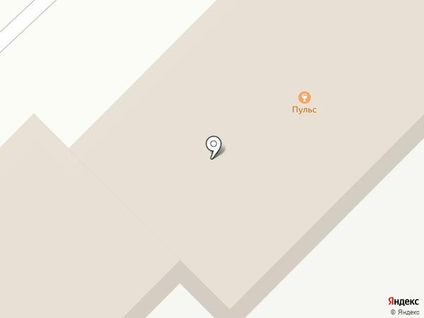Ск на карте Большого Луга