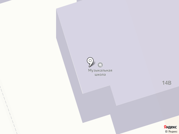 Центр творческого развития и гуманитарного образования им. К.Г. Самарина на карте Шелехова