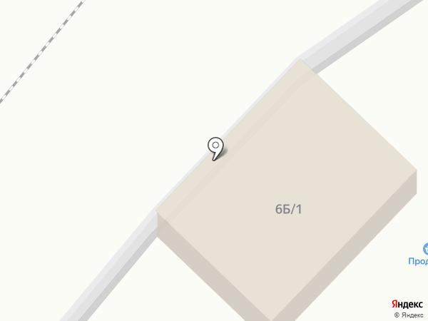 Стелла на карте Большого Луга