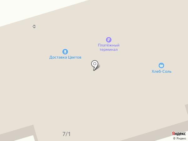 Рай на карте Шелехова