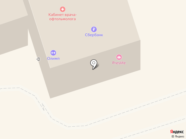 Магазин по продаже детских колясок на карте Шелехова