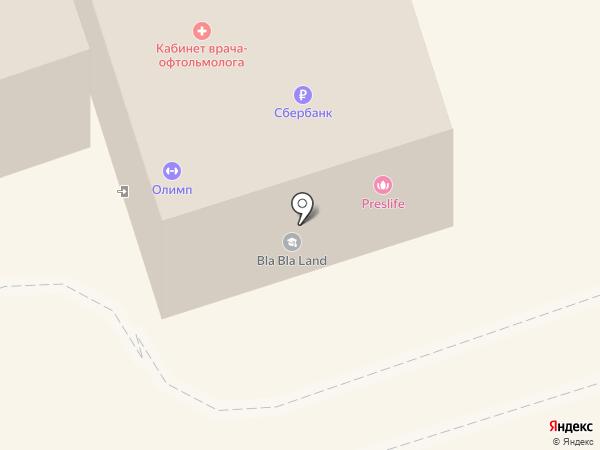 Перекресток на карте Шелехова