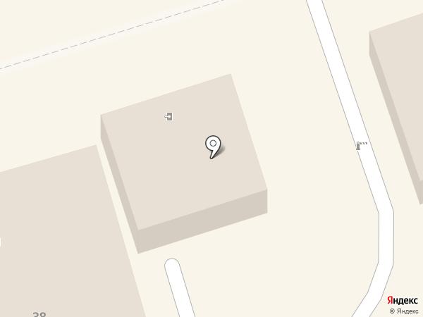 Магазин спортивных товаров на карте Шелехова