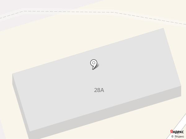 Ветеринарная поликлиника на карте Шелехова