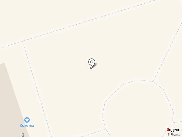 БурСиб на карте Шелехова