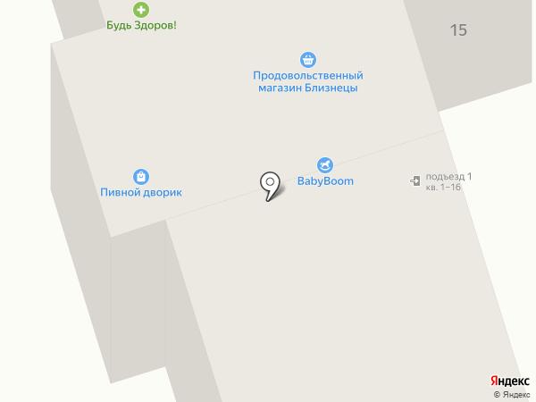 Селеста на карте Шелехова