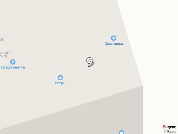 Джин на карте Шелехова