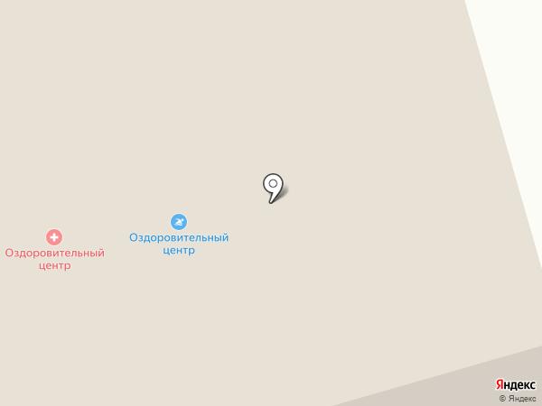 Оздоровительный центр на карте Шелехова