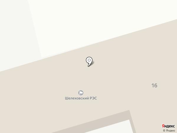 Иркутская городская станция по борьбе с болезнями животных на карте Шелехова