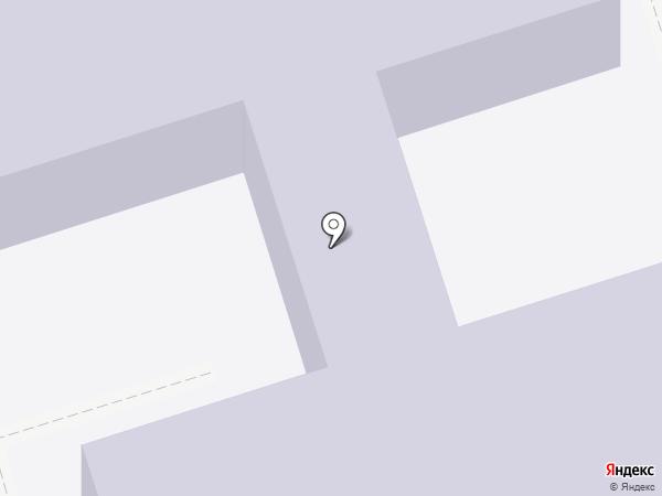 Начальная школа-детский сад №4 на карте Шелехова