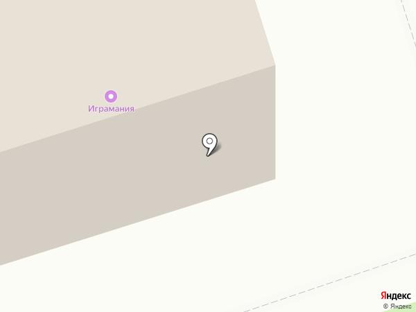 Центральное агентство воздушных сообщений на карте Шелехова