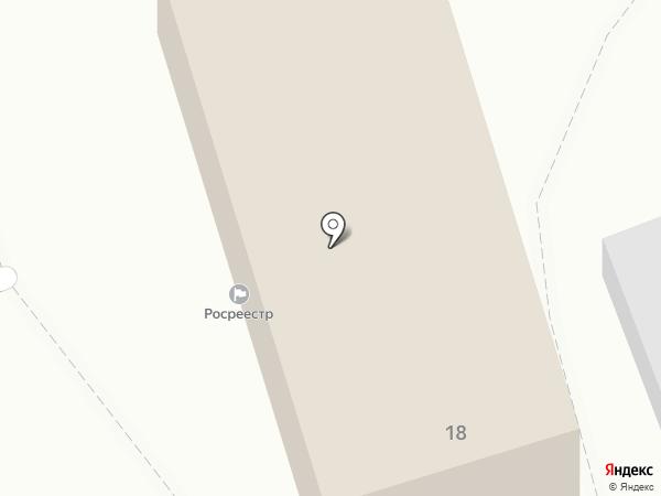 Кадастровая Палата по Иркутской области на карте Шелехова