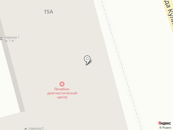 Гемотест на карте Шелехова