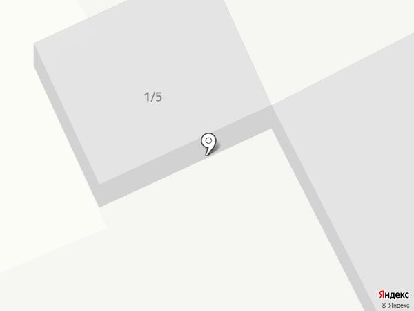 Бармалей на карте Шелехова