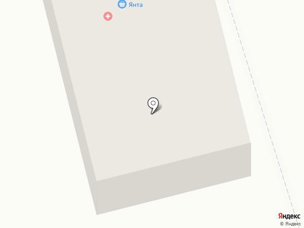 Женская консультация на карте Шелехова