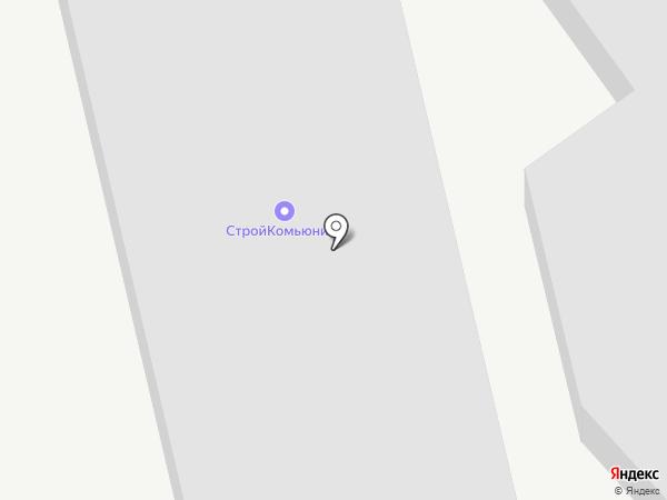 Строй Комьюнити на карте Шелехова