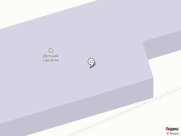 Детский сад №1, Буратино на карте Шелехова