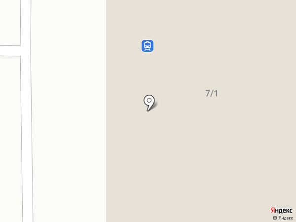 Почтовое отделение №7 на карте Шелехова