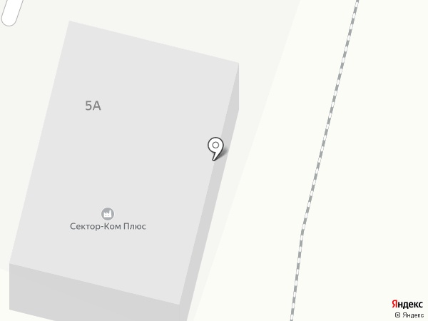 Сектор-Ком Плюс на карте Шелехова
