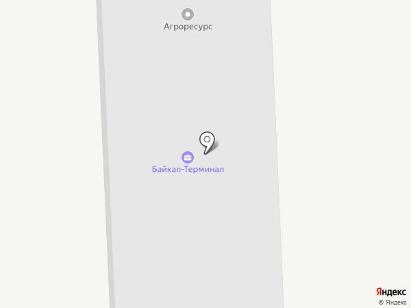 Шелеховагропромснаб на карте Шелехова