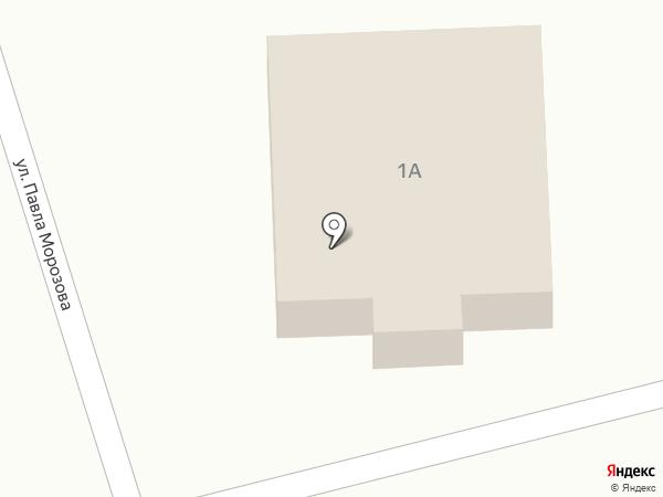 Бриз на карте Смоленщины
