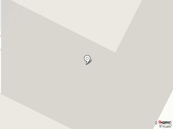 Современник на карте Иркутска