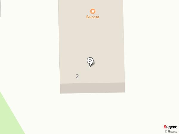 Высота на карте Шелехова