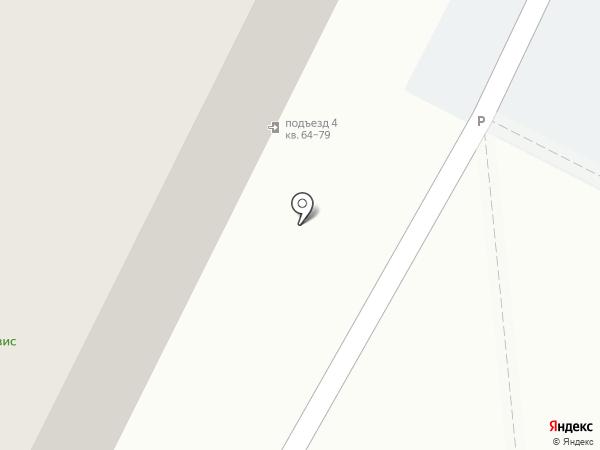 Иркутская процессинговая компания на карте Иркутска