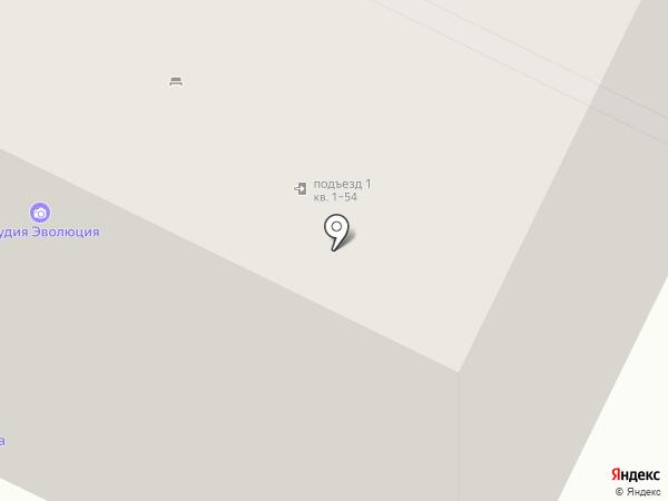 Любимая на карте Иркутска