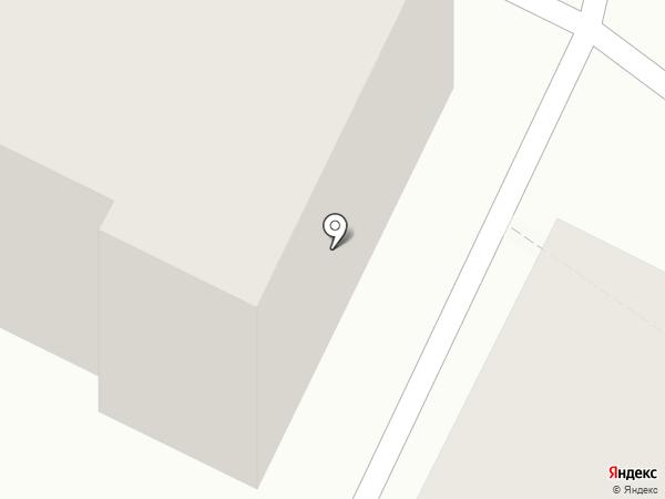 Ярославочка на карте Иркутска