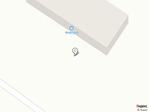 Магазин товаров смешанного типа на ул. Новые Мамоны на карте Мамон