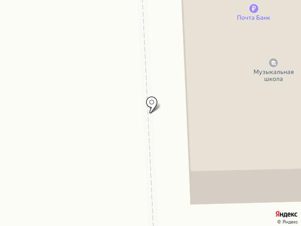Почтовое отделение на карте Мамон
