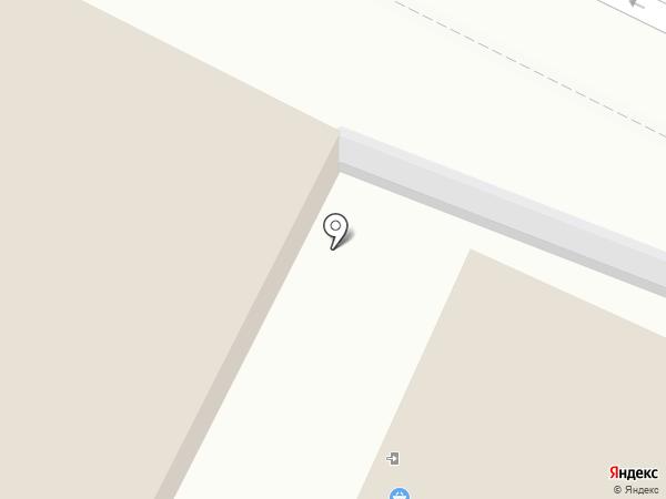 Линер на карте Иркутска