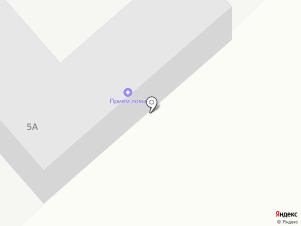 ТПК-Квантэкс на карте Иркутска