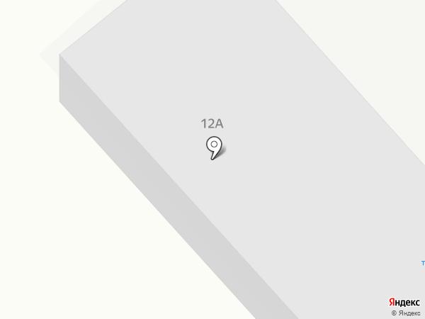Радиатор 138 на карте Иркутска