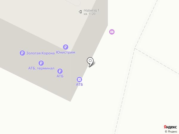 777 на карте Иркутска