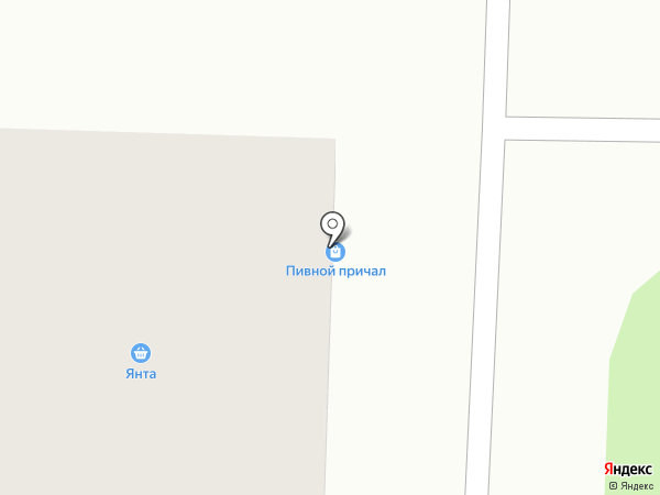 Янтарь на карте Мамон