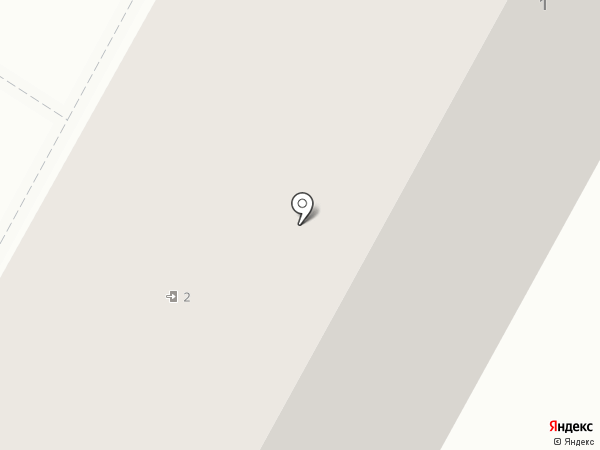 Юго-Западный на карте Марковой