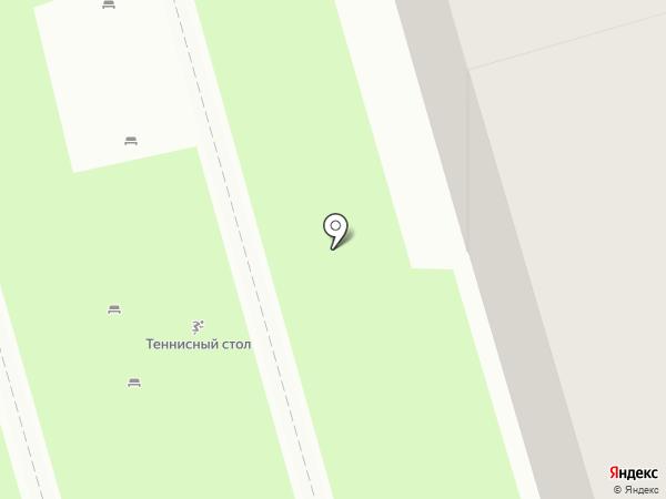 Мустанг на карте Марковой