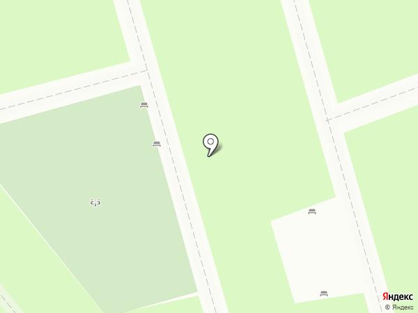 Любимые дети на карте Марковой