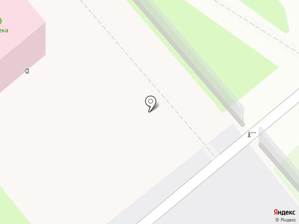 Фармэкспресс на карте Марковой