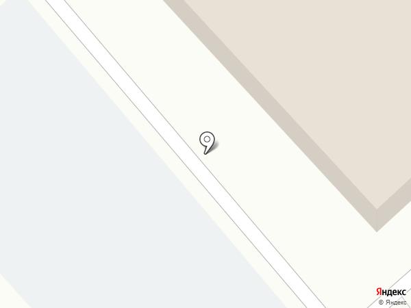 Народный на карте Иркутска
