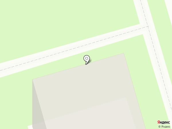 Домовенок на карте Марковой